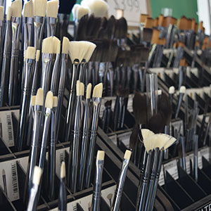Brushes and Brush Care